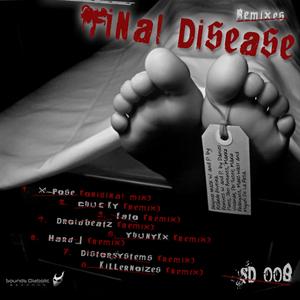 X POSE - Final Disease (remixes)