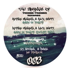 OBLANCA, Adrian/ALEX SMOTT/DJ LIZANA & SMULL - The Signals EP