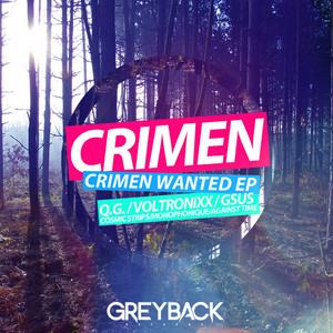 CRIMEN - Wanted EP