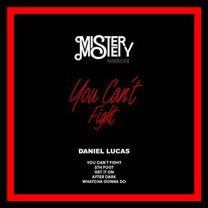 LUCAS, Daniel - You Can't Fight