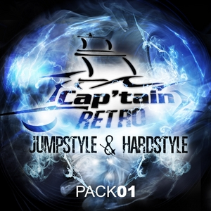 VARIOUS - Cap'tain Retro Jumpstyle & Hardstyle Vol 1