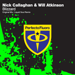 CALLAGHAN, Nick/WILL ATKINSON - Blizzard