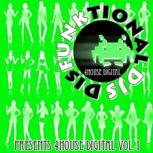 VARIOUS - 4House Digital Vol 1