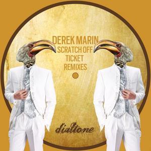 MARIN, Derek /VARIOUS - Scratch Off Ticket