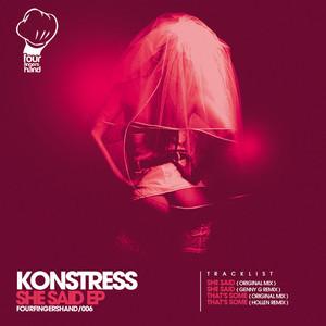 KONSTRESS - She Said EP