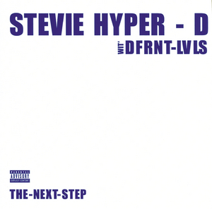 STEVIE HYPER-D - The Next Step