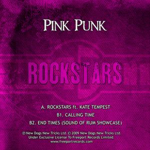 PINK PUNK/SOUND OF RUM - Rockstars
