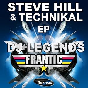 CRW/STU ALLAN - Steve Hill & Technikal EP