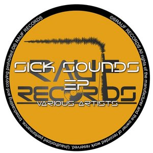 VEZTAX/LXS/THE FROG/RAUF DJS - Sick Sounds EP