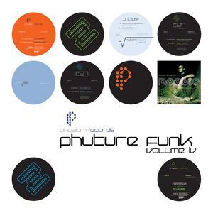 VARIOUS - Phuture Funk Vol 4