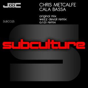 METCALFE, Chris - Cala Bassa