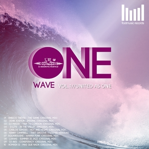 VARIOUS - One Wave Vol 1