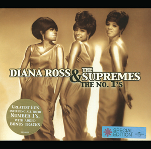 ROSS, Diana & THE SUPREMES - The #1's