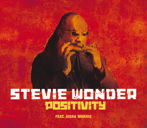 WONDER, Stevie - Positivity