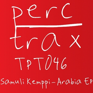 KEMPPI, Samuli - Arabia EP
