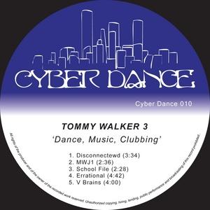WALKER, Tommy 3 - Dance Music Clubbing