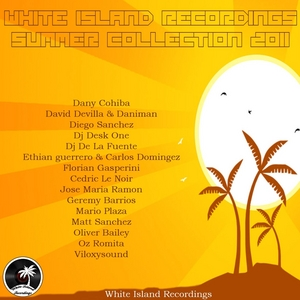 VARIOUS - White Island Recordings Summer Collection 2011