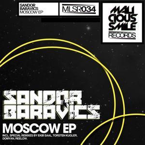 BARAVICS, Sandor - Moscow EP