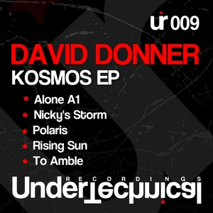 DONNER, David - Kosmos EP