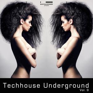 VARIOUS - Doppelganger Pres Techhouse Underground Vol 9