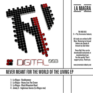 LA MAGRA - Never Meant For The World Of The Living EP