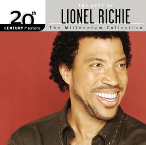 LIONEL RICHIE - The Best Of Lionel Richie 20th Century Masters The Millennium Collection