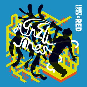 AYNZLI JONES - I Don't Listen & Red (Explicit)