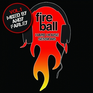 VARIOUS - Fireball Hard House Sessions Vol 1 (mixed by Andy Farley) (unmixed tracks)