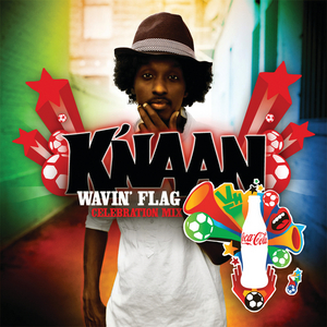 K'NAAN - Wavin' Flag (UK Celebration Mix)