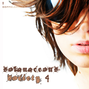 VARIOUS - Solanaceous Society 4 incl DJ-Mix