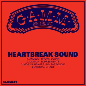 HEARTBREAK SOUND - Heartbreak Sound Reworks
