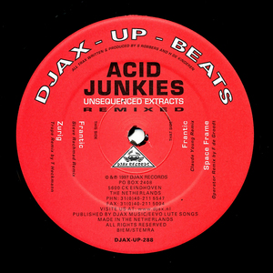 ACID JUNKIES - Unsequenced Extracts