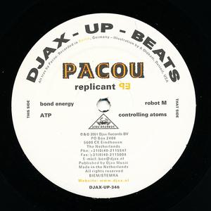PACOU - Replicant EP