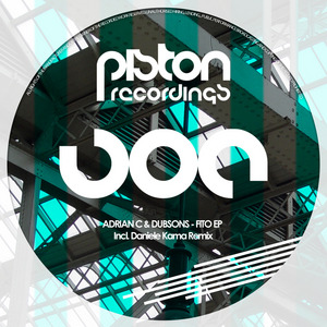ADRIAN C feat DUBSONS - Fito EP