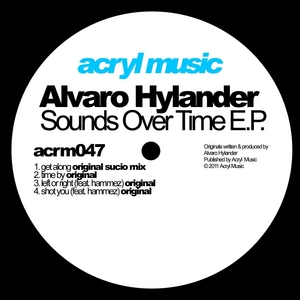 HYLANDER, Alvaro - Sounds Over Time EP