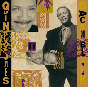 QUINCY JONES - Back On The Block