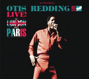 OTIS REDDING - Live In London And Paris