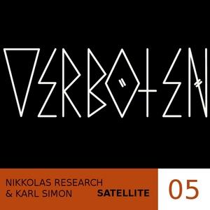 RESEARCH, Nikkolas/KARL SIMON - Satellite