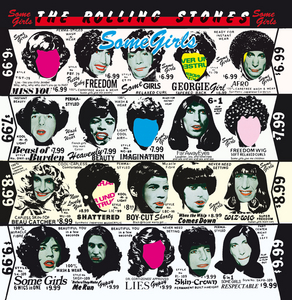 ROLLING STONES, The - Some Girls (remastered)