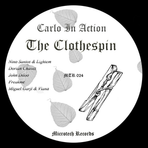 CARLO IN ACTION - The Clothespin