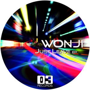 WONJI - Just Leave EP