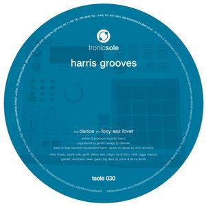 HARRIS, Chris - Harris Grooves Vol 1