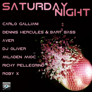 VARIOUS - Saturday Night