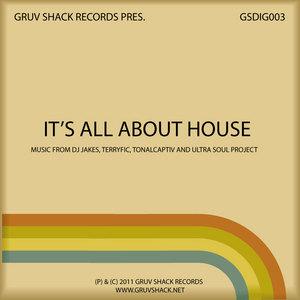 DJ JAKES/TONALCAPTIV/ULTRA SOUL PROJECT/TERRYFIC - It's All About House