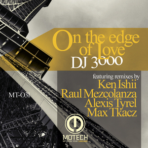 DJ 3000 - On The Edge Of Love