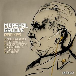 HYDE & SICK/MIROSLAV PAVLOVIC - Marshal Groove (remixes)
