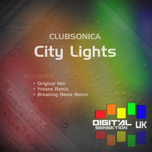 CLUBSONICA - City Lights