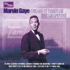 GAYE, Marvin - I Heard It Through The Grapevine