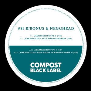 K BONUS/NEGGHEAD - Compost Black Label #81