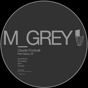 PONTICELLI, Claudio - Red Galaxy EP